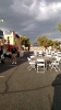 Food Truck Friday July 2017 Waiting for Guests